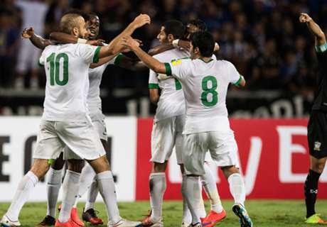 PREVIEW: Saudi Arabia vs Iraq