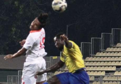 Report: Mumbai FC 0-1 Sporting Goa