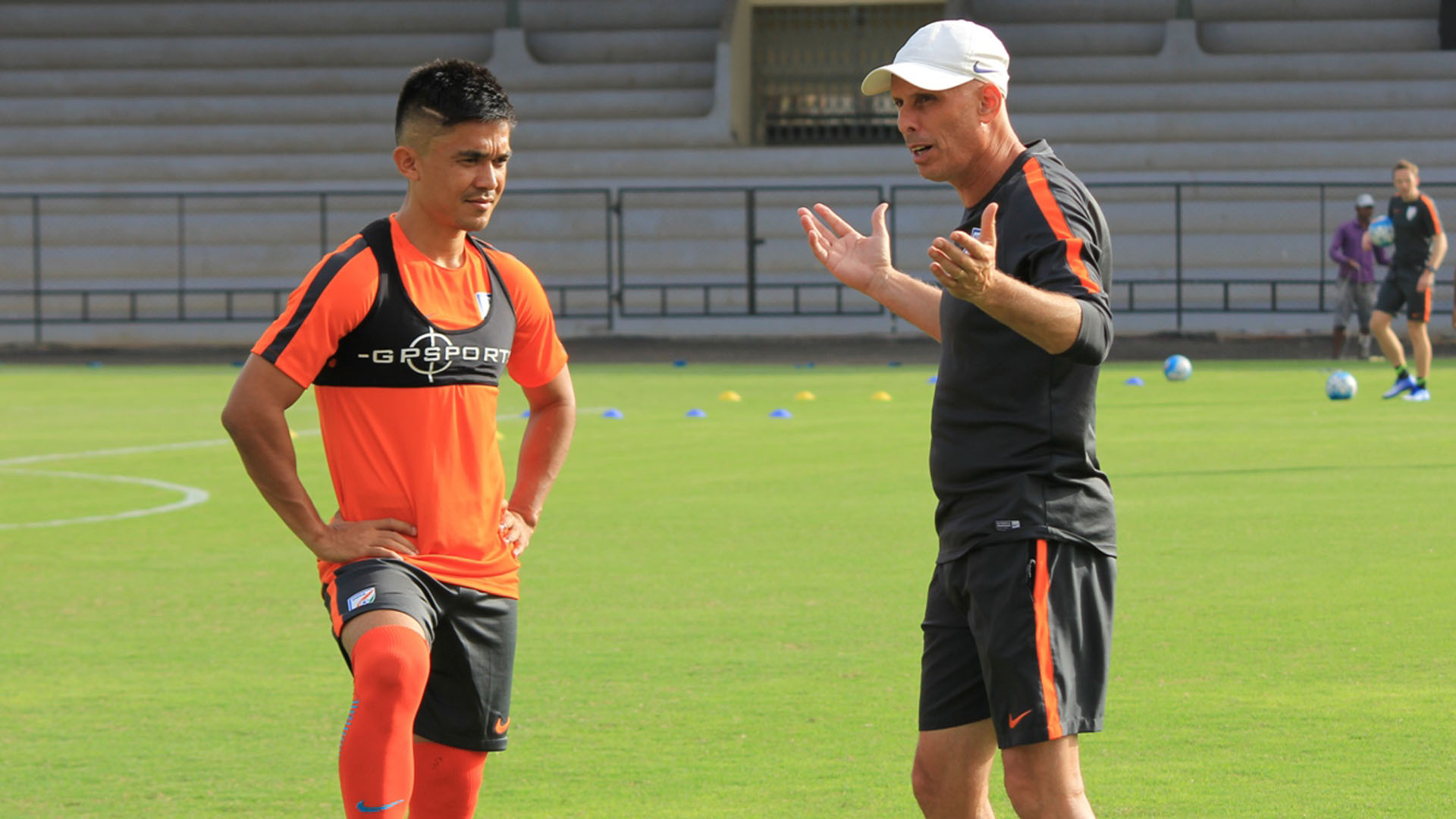 Asian Cup qualifiers: It's Sunil and one-nil