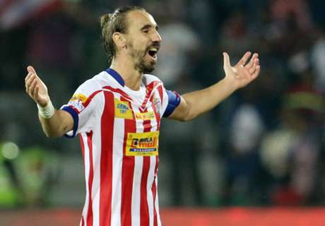 ISL 2016: New clubs for Borja, Alfaro