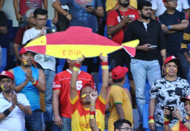 WATCH: East Bengal fans perform Viking war chant in ...