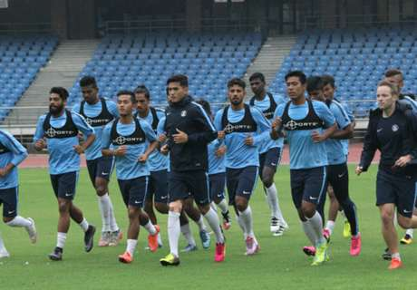 Delhi hosts India pre-season camp