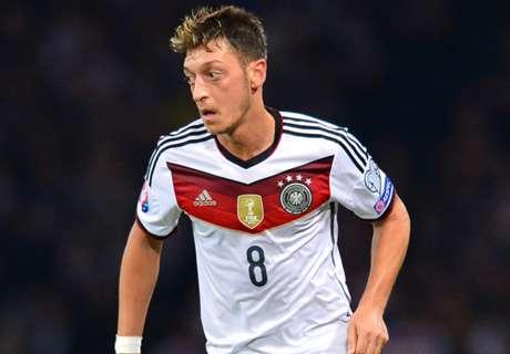 Ozil joueur allemand de l'année