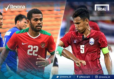 REKOR TEMU SEA Games: Indonesia - Kamboja