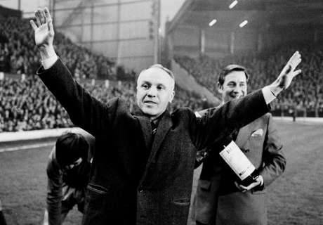 Bill Shankly Hancurkan Liverpool