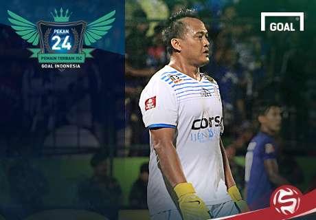 Pemain Terbaik ISC A 2016 Pekan 24: Achmad Kurniawan