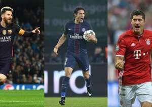Dengan ajang terbesar sepakbola Eropa kembali digelar tengah pekan kemarin, Goal merangkum para bintang yang memimpin daftar pencetak gol sejauh ini...