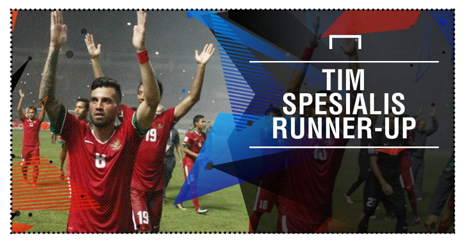 Indonesia, Belanda & Tim Spesialis Runner-Up