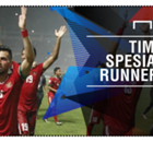 Indonesia & Tim Spesialis Runner-Up