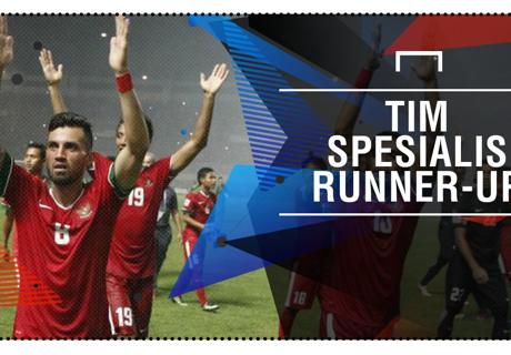 Indonesia & Tim Spesialis Runner-Up