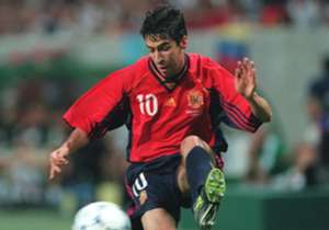 Raul Gonzalez - Spain