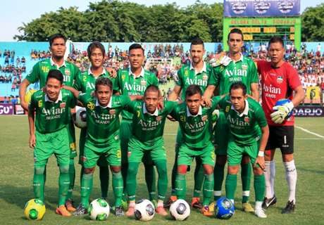 Bhayangkara Surabaya United Menang Tipis Atas Barito Putera