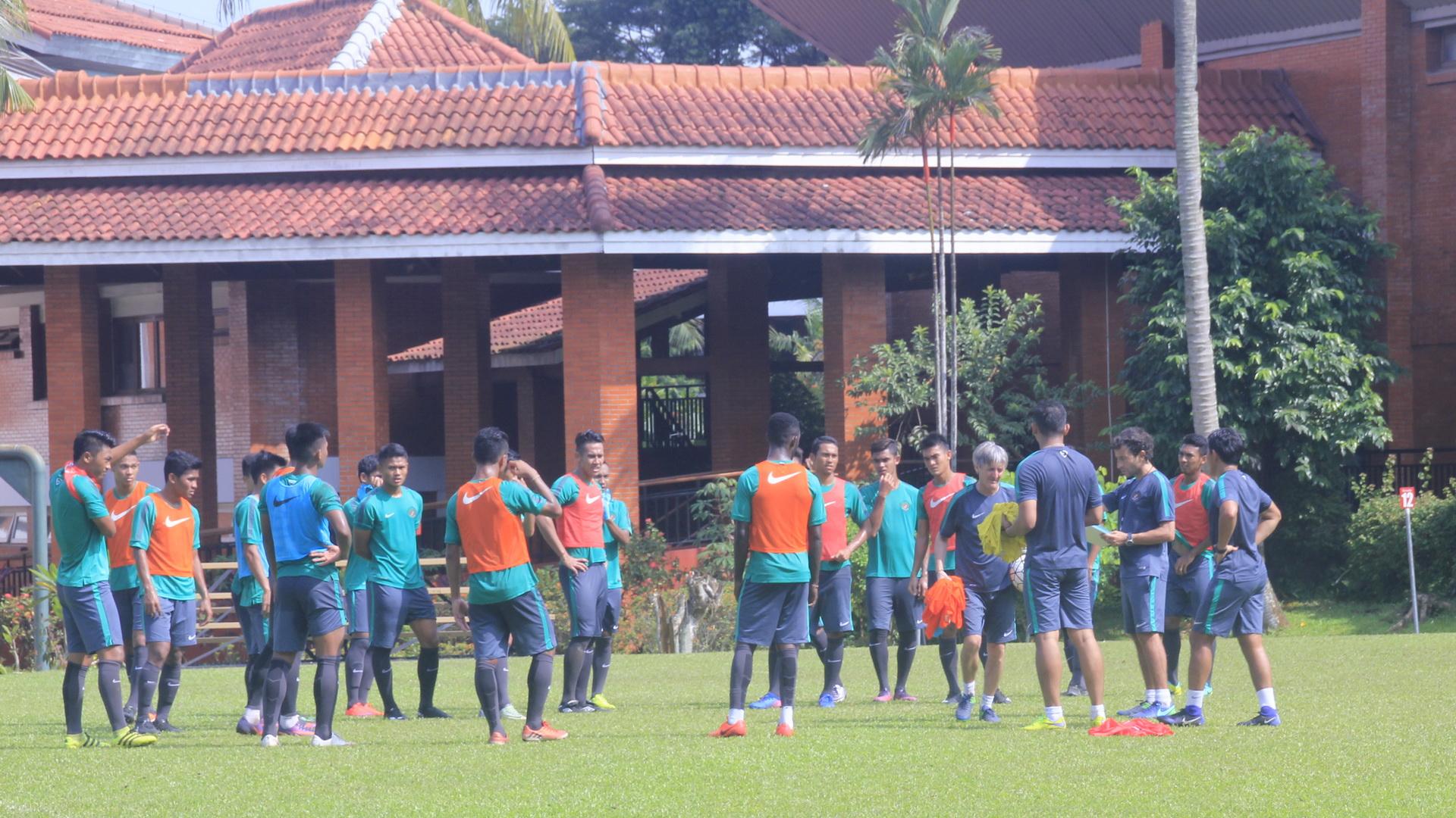 Timnas U22: Seleksi Timnas Indonesia U-22 Tahap Kedua Dinilai
