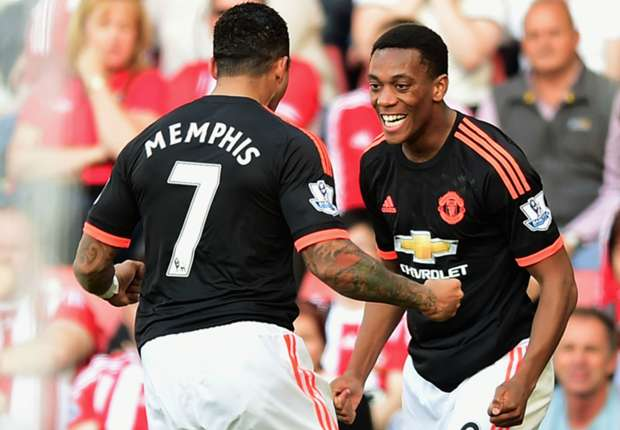 Southampton-MU 2-3, Martial redonne vie à United