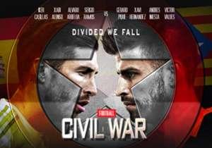 Captain America - Civil War. Film yang menyoroti perselisihan antara Steve Rogers a.k.a Captain America dan Tony Stark alias Iron Man. Perbedaan pendapat itu yang kemudian menjadi inti cerita dan menarik untuk diperhatikan, karena perselisihan yang mem...