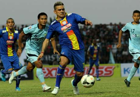 FT: Arema 1-1 Persela