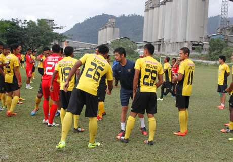 Nilmaizar Asah Taktik Lawan Klub Singapura
