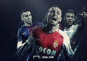 Setiap pekan <b>Goal</b> akan menampilkan 20 pemain terbaik di bawah usia 23 tahun dari Ligue 1 Prancis, salah satu eksportir talenta terbesar sepakbola.