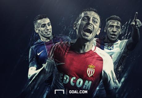 Los 'Power Rakings' Sub-23 de la Ligue 1