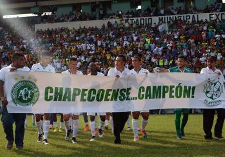 ¿Indirecta a Ronaldinho desde Chapecó?