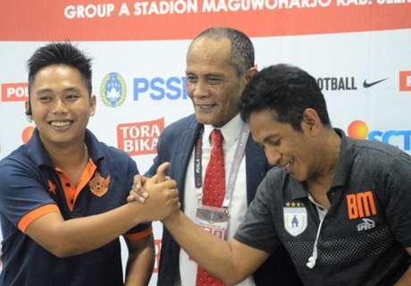 Gresik United Menangi Undian 'Runner-Up' Grup 1
