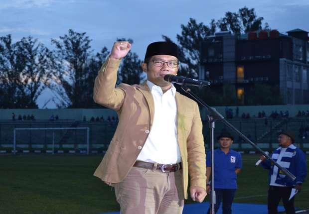 Ridwan Kamil Siap Jika Dipercaya Menghadap FIFA