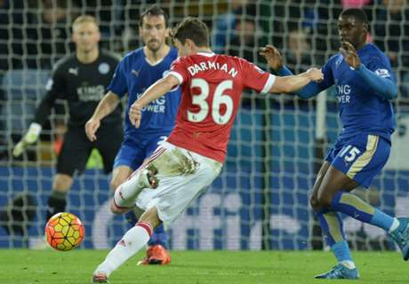 PREVIEW: Man United - Leicester