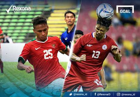 REKOR TEMU SEA Games: Indonesia - Filipina