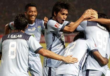 Persela Jinakkan Pusamania Borneo FC