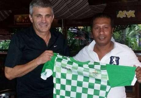 Arcan Iurie Yakin Sukses Di Karketu Dili FC