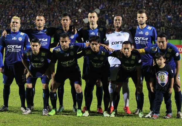 Raphael Maitimo Arema Cronus Perseru Serui Vs Bali United