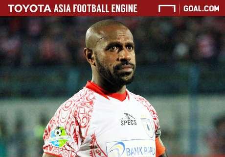 Boaz Pemain Terbaik Indonesia Pekan Ini