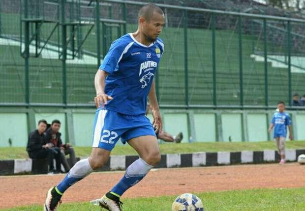 Supardi menghindari Persib Bandung dari kekalahan di laga kedua melawan Persibas Banyumas