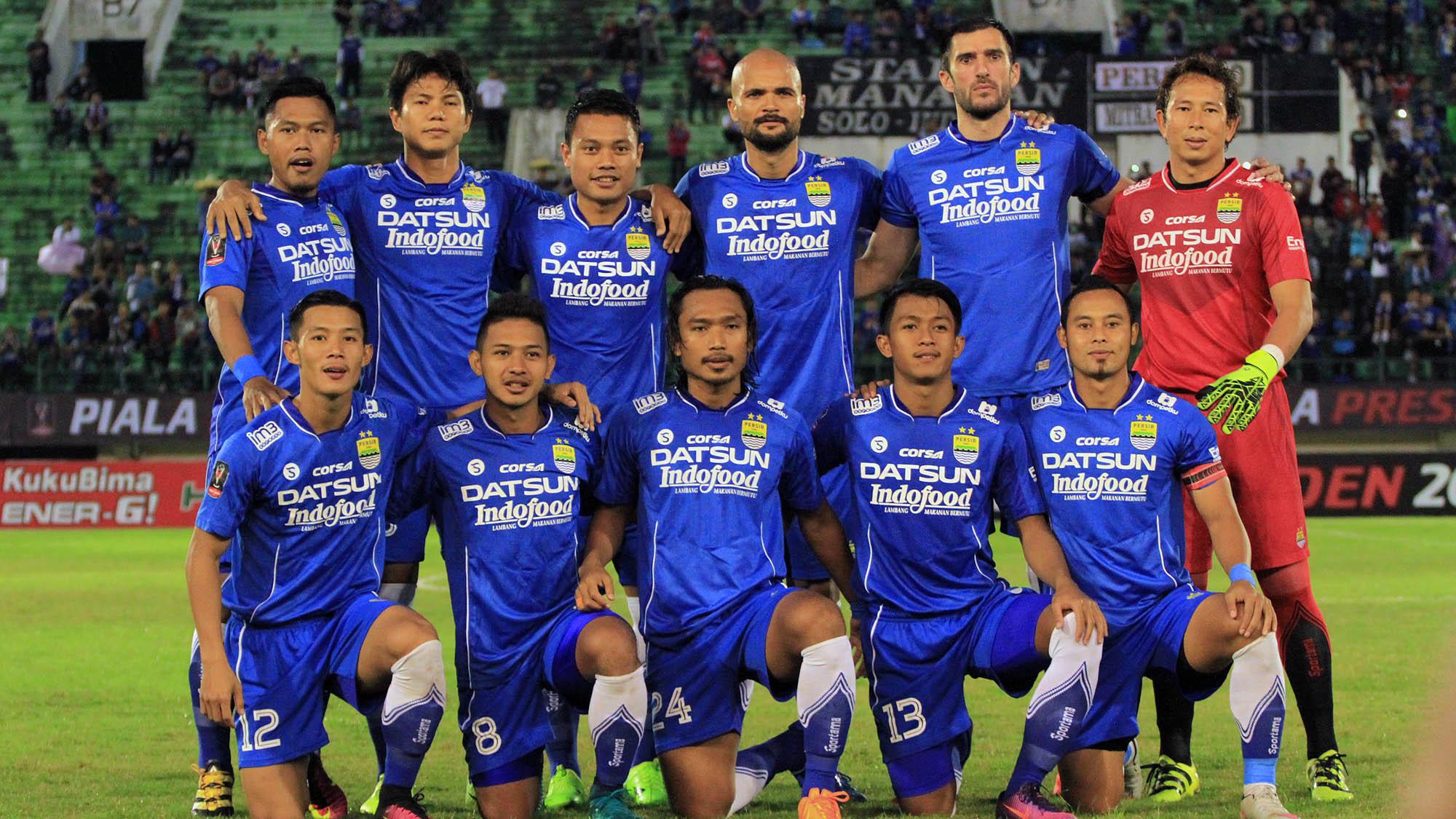 Bawa  Pemain Persib Bandung Tak Pasang Target Muluk Di Samarinda