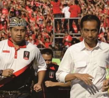 Jokowi Minta Piala Presiden Digelar Lagi