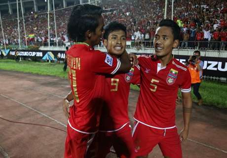 LIVE: Myanmar vs Thailand