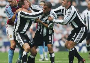 Newcastle United - Aston Villa, 2005