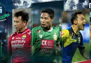 Goal Indonesia kembali memilih para pemain dan pelatih terbaik yang layak masuk susunan tim terbaik pekan 11. Simak selengkapnya di sini!