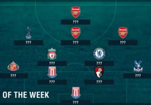 Setelah pekan Liga Primer Inggris yang menegangkan, Goal kembali merumuskan sebelas pemain terbaik di Matchday 14 ...