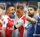 Siapa Pemain #TerusGerak Arsenal - Chelsea?