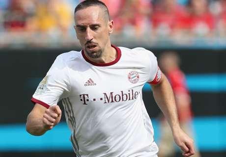 Ribery Siap Comeback Kontra Schalke
