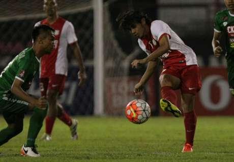 FT: PSM Makassar 0-0 Persipura