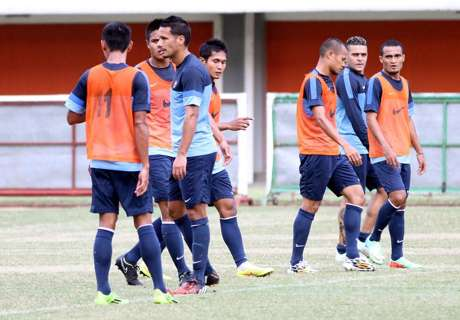 Oktober, Indonesia Baru Bisa Full Team