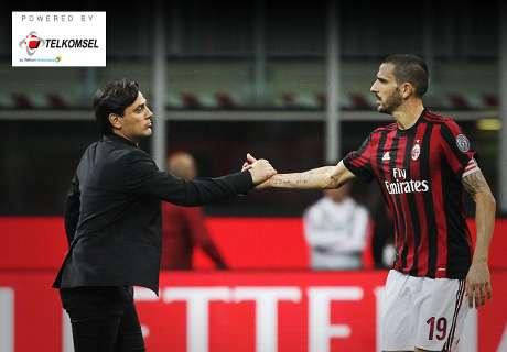 Montella: Milan Mampu Lukai Napoli
