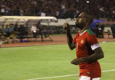 Boaz Rambah Rekor Gol AFF Suzuki Cup
