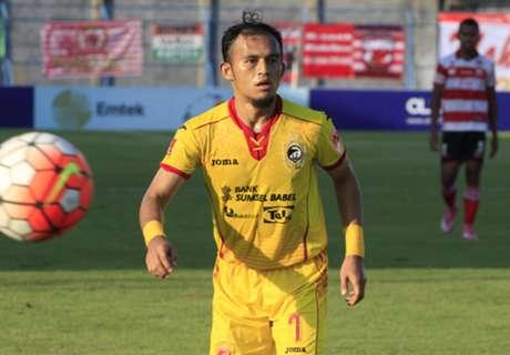 Gol Telat Airlangga Selamatkan Sriwijaya FC
