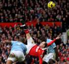 Salto Spektakuler Wayne Rooney