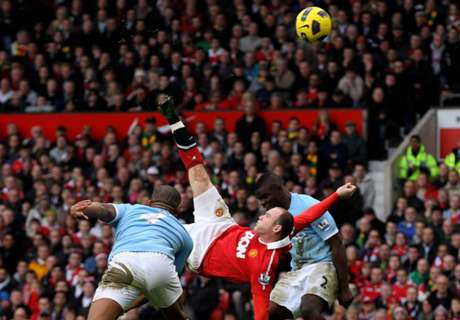 United relembra golaço de Rooney