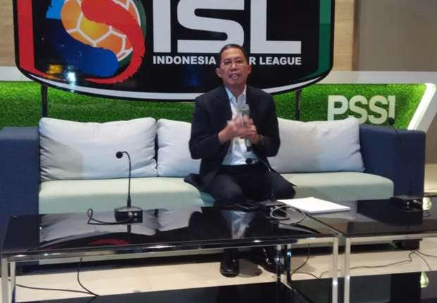 Joko Driyono tegaskan ISC dan ISL formatnya tak berbeda.