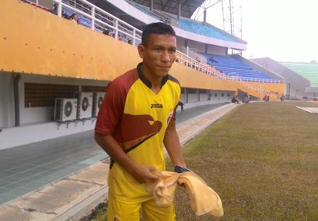 TA Mushafry semringah diminta mengikuti latihan Sriwijaya FC pada awal Januari 2016